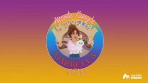 Interview at Marbella TV Nicole King 14th of May 2021