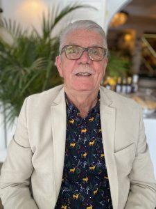Lunch with Sidney Owen, president of Las Terrazas de Santa Maria Golf